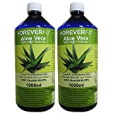 Forever Fit Aloe Vera Trinkgel 100% IASC 2 x 1000ml