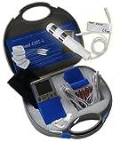EMS / Tens 2-Kanal Reizstromgerät EMT-4 plus Vaginalsonde PR-04 + Klemmen. Medizinprodukt für wirksame Schmerz- und Muskelbehandlung