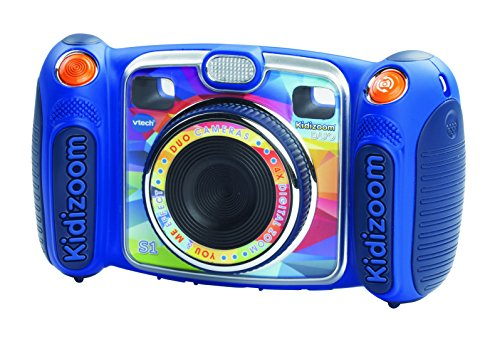 Image of VTech KidiZoom Duo Camera - Blue