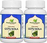 #10: Narayani Naturals Organic Gotukola 200 (500mg each) Veggie Capsules - 100% Certified Organic