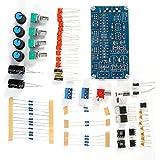 NE5532 Stereo Preamplifier Volume Control Board With Treble Midrange And Bass Tone Controls DIY Kit