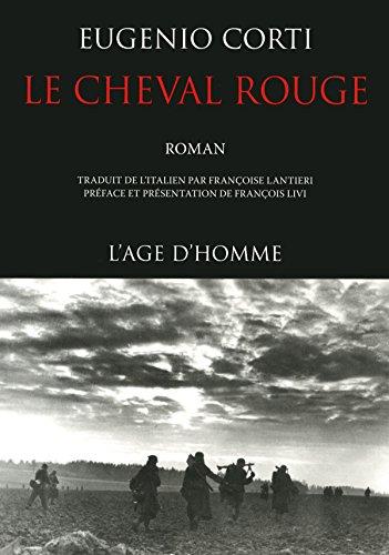 CHEVAL ROUGE SUIVI DE TOURBILL