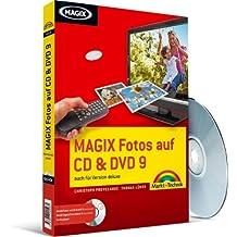 MAGIX Fotos auf CD & DVD 9 - Das farbige Handbuch: auch für Version deluxe (Digital fotografieren)