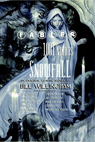 Fables: 1001 Nights of Snowfall (Fables (Paperback))