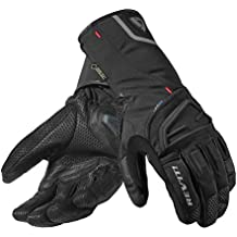 FGW067 - 0010-L - Rev It Borealis GTX Winter Motorcycle Gloves L Black