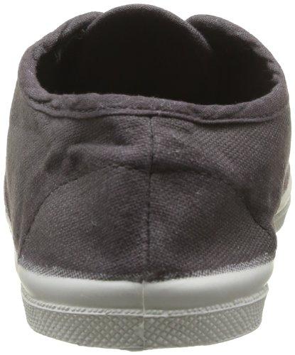 Bensimon Tennis Lacet, Unisex-Kinder Hohe Sneakers Grau (Gris (Gris Moyen 817))