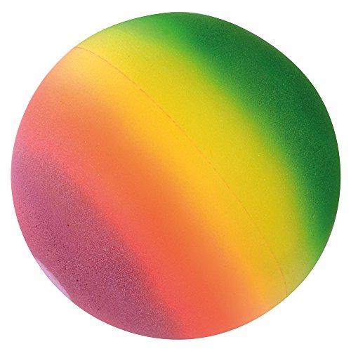 EDUPLAY 170370Rainbow Ball, 20,3cm (Lager T-shirt Block)