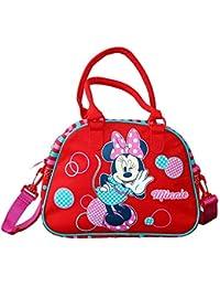 Disney Minnie Mouse - Niños Bolsa de Hombro - Spot the Dots Mouse 29 x 22 x 8 cm