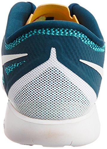 Nike Free 5.0 642198 Unisex Laufschuhe Nightshade/Green