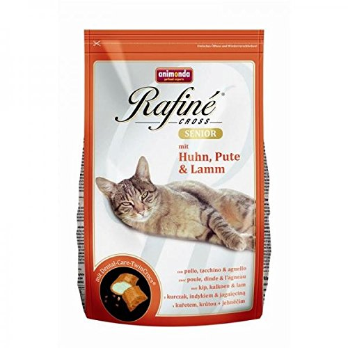 Animonda Rafine Cross Senior Huhn, Pute & Lamm 1,5 kg-1PACK