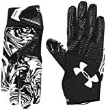 Under Armour American Football Gloves Highlight NFL - Black (Large)