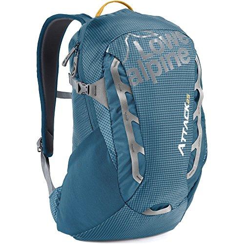 Lowe Alpine Wanderrucksack Attack Bondi Blue/Amber