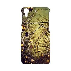G-STAR Designer Printed Back case cover for HTC Desire 728 - G5938