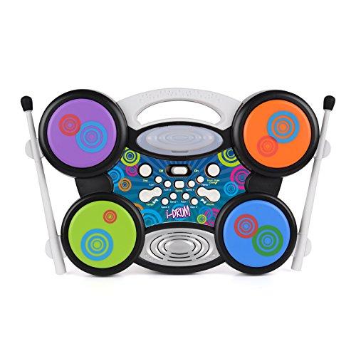 Toyrific Electric Drum Kit Kids I-Drum mit
