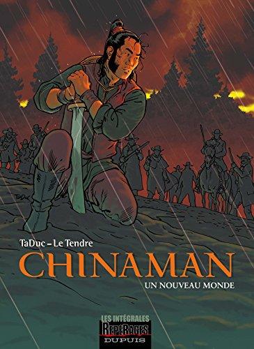Chinaman - L'Intégrale - tome 1 - Chinaman Intégrale T1 (volumes 1 à 4)