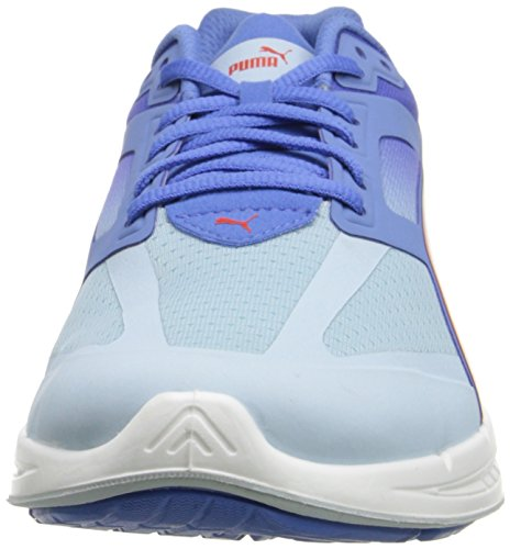 Puma Ignite women Running Shoes Fitness Jogging 188077 01 grey pink Omphalodes-coral-marine