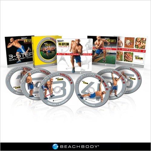 INSANITY: THE ASYLUM® Volume 2 - Elite Training 30-day Workout DVD (in Englischer sprache)