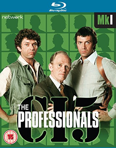 The Professionals HD [Blu-ray]