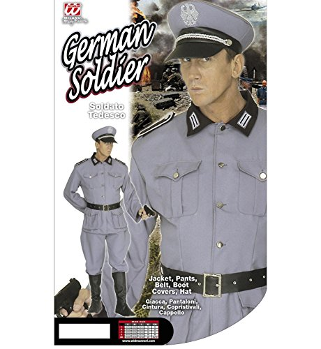Imagen de widman  disfraz de soldado militar para hombre, talla m w4472 m  alternativa