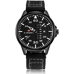Men's fashion trade watches sport quartz watch