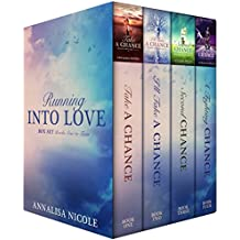 Running Into Love Box Set Books One to Four