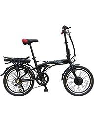 "Viking Vision 20"" Wheel Folding E-Bike 36 Volt 250w Electric Bike"