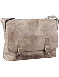Bugatti Bags Sac bandoulière Kensington PUR Special Messenger Bag, Querformat