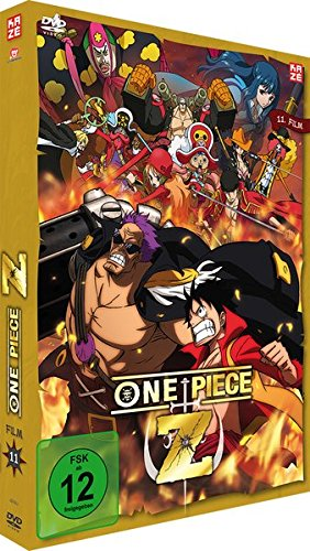 11. Film: One Piece Z