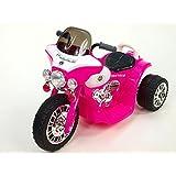Harliki rosa Kinderauto Kinderelektroauto Kinderelektrofahrzeug Kinder elektroauto 6 V Elektroquad Quad Kindermotorrad r