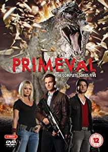 Primeval Series 5 [DVD]