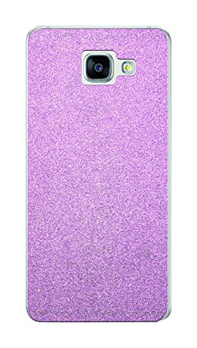 Phonix SA516GLP Custodia in TPU per Samsung Galaxy A5 2016, Effetto Glitter, Rosa