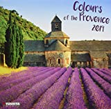 Colours of the Provence 2019: Kalender 2019 (Wonderful World)