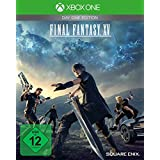 Xbox One: Final Fantasy XV - Day One Edition - [Xbox One]