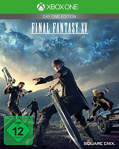 Final Fantasy XV - Day One Edition - [Xbox One] - Tv Combo Dvd Und