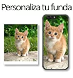 Tumundosmartphone Personaliza TU Funda Gel con TU FOTOGRAFIA para BQ AQUARIS X/X Pro Dibujo Personalizada