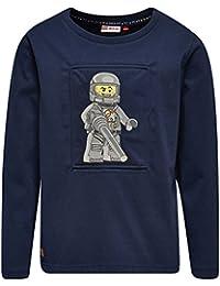 Lego Wear Lego Boy Teo 213-T-Shirt L/S, Hauts à Manches Longues Garçon