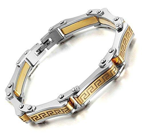 bracelet-deux-ton-wave-solide-bracelet-charme-anniversaire-de-mariage-aooaz-acier-inoxydable-hommes