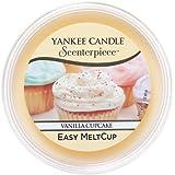 "Yankee Candle ""Vanilla Cupcake"" Scenterpiece MeltCups, gelb"