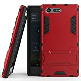 Shockproof with Kickstand Feature Case for Sony Xperia X