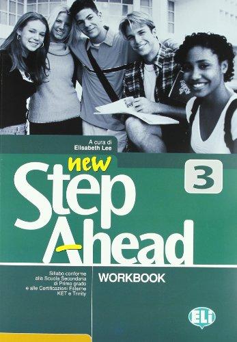 New Step ahead pack. Student's book-Workbook-Portfolio. Per la Scuola media. Con CD Audio. Con CD-ROM: 3