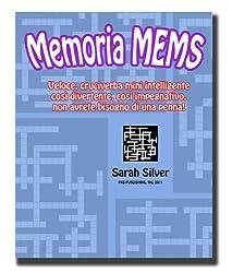 Memoria MEMS; Veloce, cruciverba mini intelligente così divertente, così impegnativo, non avrete bisogno di una penna! (Italian Edition)