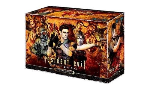 Preisvergleich Produktbild Resident Evil Deck Building Game Expansion Outbreak by Resident Evil