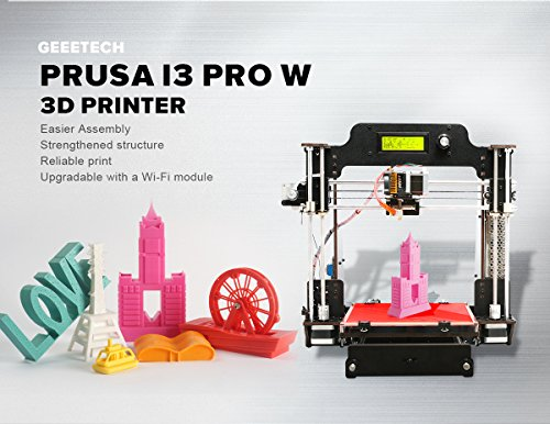 GEEETech – Prusa i3 pro W - 5