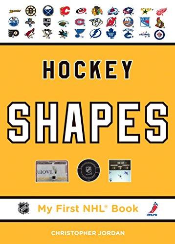 Hockey Shapes (My First NHL Book) por Christopher Jordan
