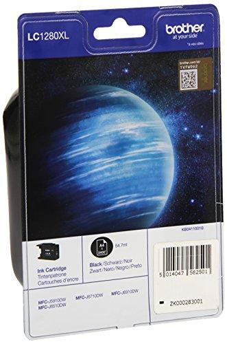 Preisvergleich Produktbild Brother LC-1280XLBK Tintenpatrone