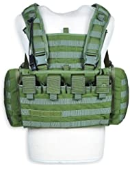 Tasmanian Tiger Funktionsweste Chest Rig MKII, One size