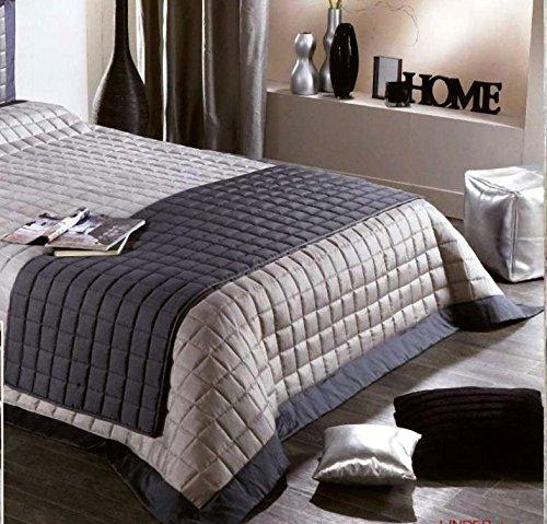 linder-0679-26-851-65-shangrila-chemin-de-lit-ouatine-coton-sable-200-x-65-cm