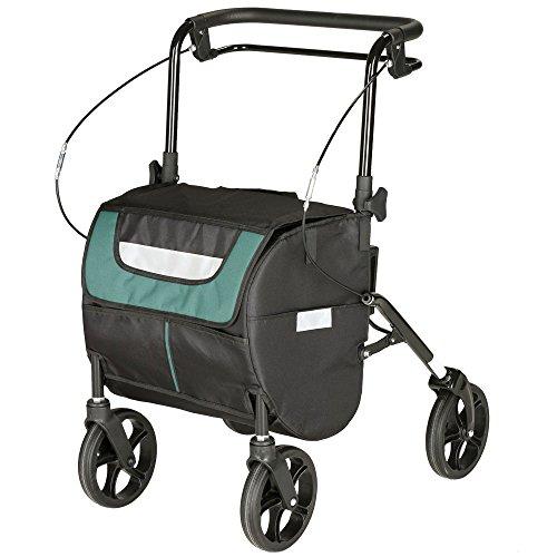 Rollator aktiv »Komfort«, Stahl, 9 kg, belastbar...