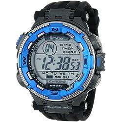 Armitron 40/8301BLU - Reloj para hombres