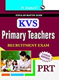Best Books For Teachers - KVS Primary Teachers (PRT) Recruitment Exam Guide: Primary Review